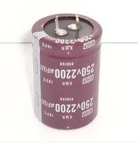 12 шт. 2200 мкФ 250 В 250V2200UF 2200uf250v емкость высокое качество Алюминий электролитические конденсаторы 35*50 мм НОВЫЙ Origina