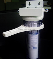REVERSE OSMOSIS DRINKING WATER FILTER HOUSING CLEAR 10 STANDARD 1 4 FPNT 10 5 Micron PPF