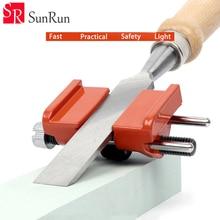 Высокое качество 1 шт. точилка для ножей Карвер строгальный станок нож шлифовальный инструмент