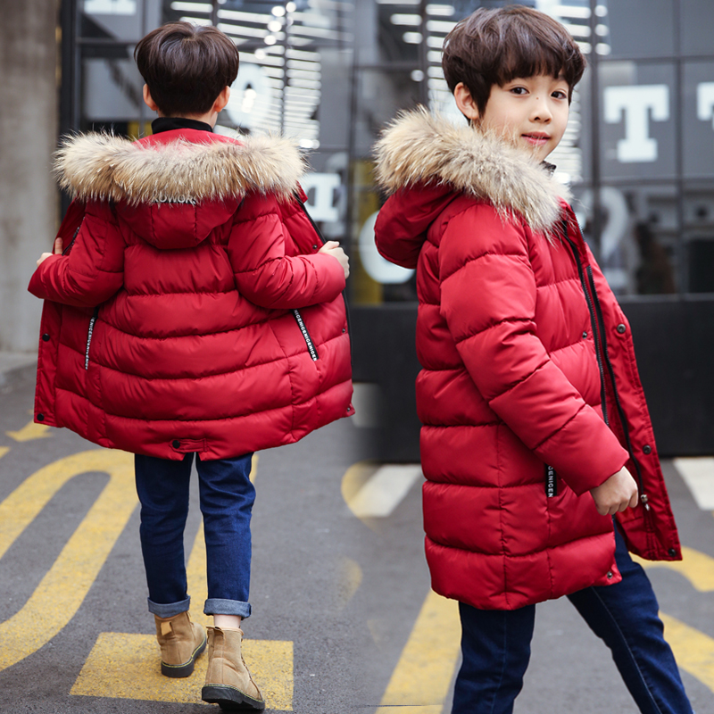 2018 New Fashion Winter Coat Children Baby Kids Clothes 6 7 8 9 10 12 13 14 Yrs Boy Clothing Parka Hoodies Outerwear Boys Coat fashion baby boys jacket 2018 children clothing winter outerwear kids clothes 1 6 yrs boys hoodies down coat boys jackets