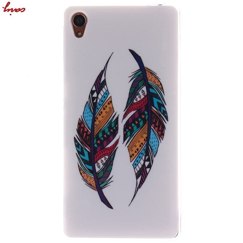 Soft silicone Cases For Sony Xperia Z3 Cover Z3 Dual Cute Owl TPU Phone Cases for housing Sony Z3 Z 3 L55 L55t L55w mobile cases