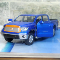 Brand New SHENGHUI 1 32 Scale Japan Toyota Tundra Pickup Diecast Metal Pull Back Musical Flashing
