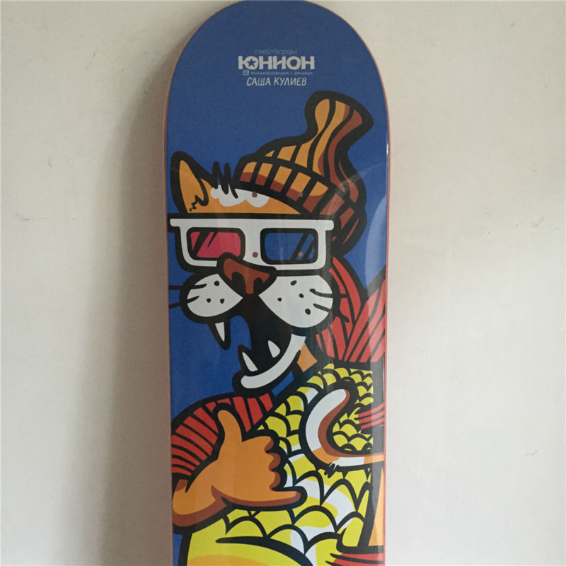 UNION skateboarding deck  (31)