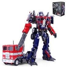 Commander M01 Deformation Era Transformation font b Robot b font Truck font b Car b font