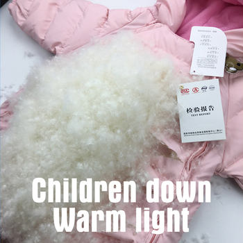 2017 Baby Winter Clothing Warm Hooded 90% Duck Down Baby Romper Newborn Baby Boy Girl Jumpsuits Children Snowsuit Down Clothes 3