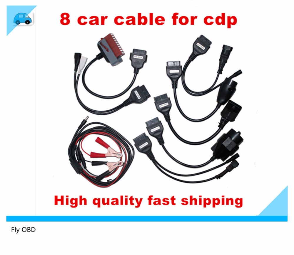Deutsch Cable Splitter Y 9pin Truck Obd2 16pin Female To J1939 Obc2 Wiring Diagram Top Cables For Tcs Cdp Pro Programmer Cars Diagnostic Interface Tool Full Set 8