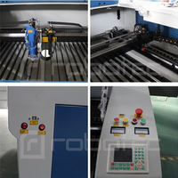 Dual Heads Metal Laser Engraving Cutting Machine 1390 Co2 Laser Cutter Engraver For Metal And Non