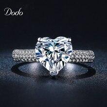 Кольцо CZ diamond DR048
