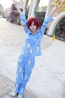 Attack on Titan Shingeki no Kyojin pajamas Shingeki no Kyojin Cosplay Costumes Eren pajamas