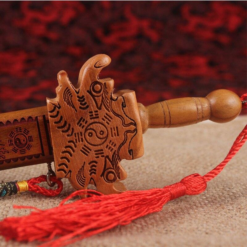 20cm Yeni Çin üslubunda Dragon Naxış Heykəltəraşlığı - Ev dekoru - Fotoqrafiya 3