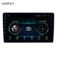 Harfey 9 дюймовый hd сенсорный экран Bluetooth автомобильное радио для Mitsubishi OUTLANDER 2004 2007 Android 8,1 gps Навигация стерео USB AUX