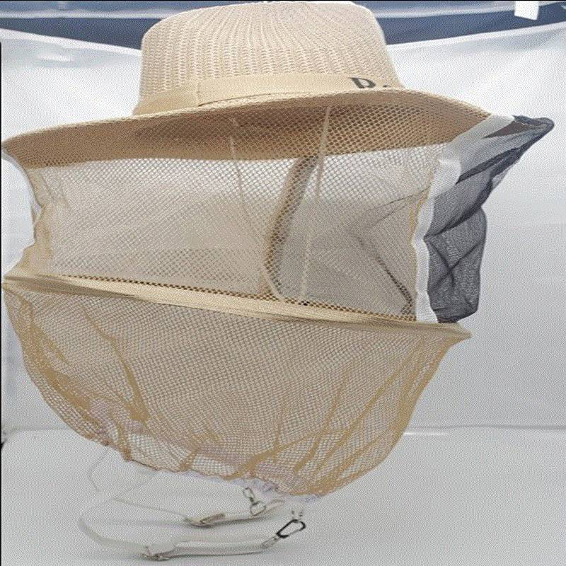 Bee Hat Cowboy Hat Bee Hat Protective Mask Bee Protective bee