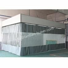 LANTIAN HUAER авто краска prep станция шлифовальный стенд пескоструйная комната