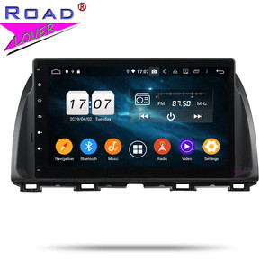 Image 2 - 2 דין 10.1 אנדרואיד 9.0 רכב רדיו 4G RAM 64G ROM עבור מאזדה CX 5 CX5 Atenza סטריאו GPS ניווט Autoradio רכב ראש יחידת