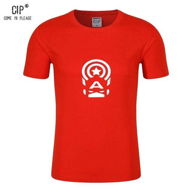 e68b4811b74fb 100% Cotton Fashion New The Avengers T Shirt Children Kids t shirts summer  short sleeve kids tops for girls boys Baby Outerwear