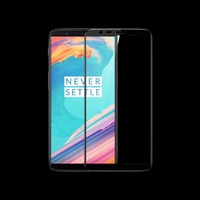 Original OnePlus 5T Tempered 3D Glass Screen Protector Full Cover Glass Film Display Guard Cover For