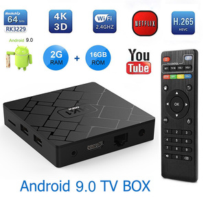 Hk1 Smart TV BOX Android 9.0 R