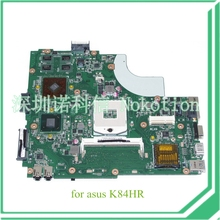 laptop motherboard for ASUS K84HR K43LY REV 3.1 HM65 ATI HD 6470M DDR3