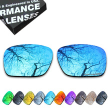 ToughAsNails Resist Seawater Corrosion Polarized Replacement Lens for Oakley Holbrook Sunglasses - Multiple Options
