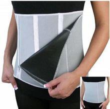 New Adjustable Sauna Slimming Waist Belt Burn Belly Fitness Body Fat Cellulite Burner Shaper For Women