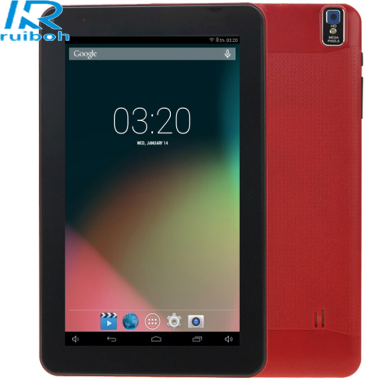 9 pulgadas tablet pc 16 gb 1.3 ghz google android 4.4 quad core pad 2x cámara wi