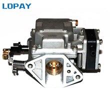 Лодочный двигатель карбюратор для Yamaha 2 тактный 9.9HP 15HP подвесной мотор 63V-14301-00 63V-14301-10