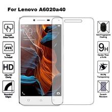2 шт закаленное стекло для lenovo A6020a40 Защита экрана для lenovo A6020 Flim закаленное стекло для lenovo A6020 A 6020 a40 a36