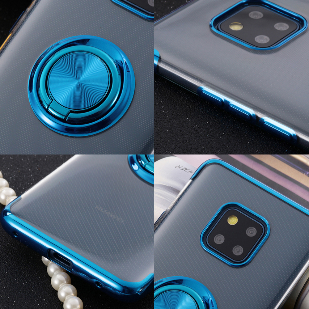 Ascromy-For-Huawei-Mate-20-pro-Soft-Silicone-Plating-Bumper-Case-Cover-Ring-Holder-Stand-For-Huawei-P20-Lite-Mate20-Mate-20-Pro (3)