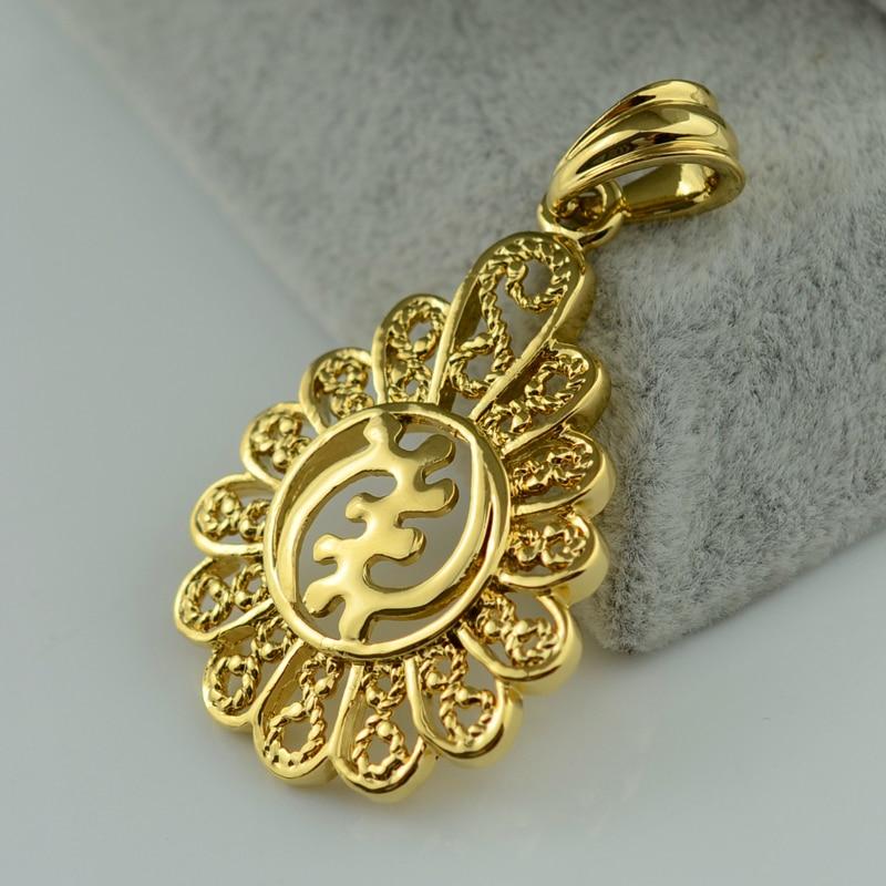 Ghana gold jewelry