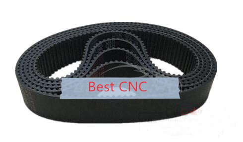 Free shipping 960 HTD3M 10 timing belt length 960mm width 10mm 320 teeth rubber closed-loop HTD 3M 960-3M S3M for pulley CNC 15mm width t5 steel core endless timing belt closed loop pu belt