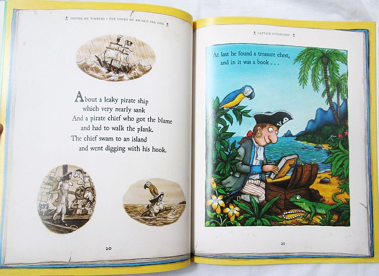 5PCS English Children\'s Book Masters Of the Gruffalo Julia Donaldson ...
