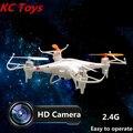 Skytech M62R 2.4G 4CH 6-Axis Helicóptero de Controle Remoto RC Brinquedos RC Drone Quadcopter Com Flash Luzes Da Noite