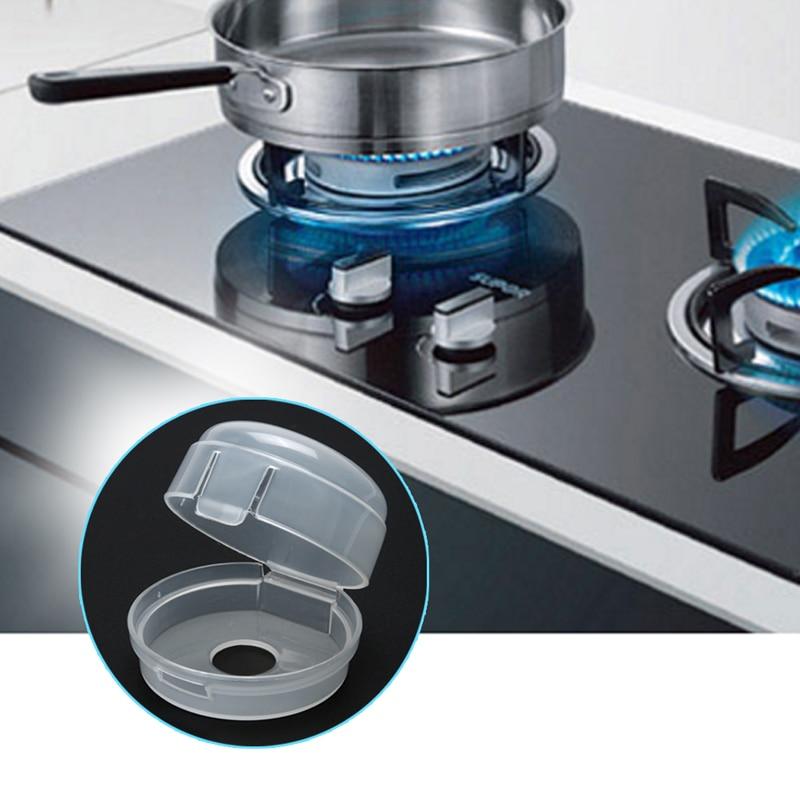 cuisinière plaque de cuisson et brûleur de boutons de contrôle commutateur 6 x Poêles Noir Four