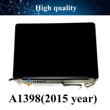 "חדש A1398 LCD מסך עצרת עבור Apple MacBook Pro 15 ""רשתית מלא תצוגת EMC2909 EMC2910 MJLQ2 MJLT2 LL/ 2015 שנה(China)"