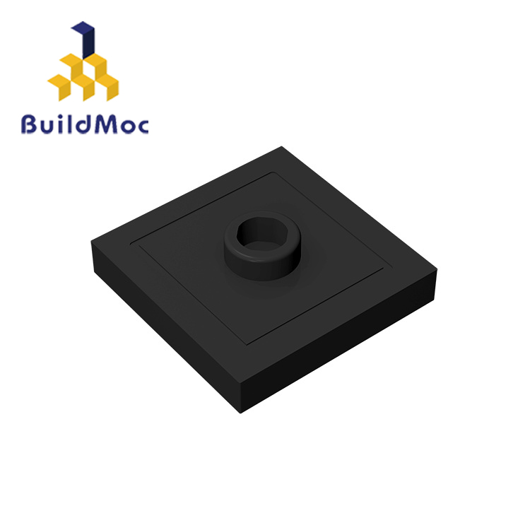BuildMOC 23893 87580 2x2 Technic Changeover Catch For Building Blocks Parts DIY  Educational Creative Gift Toys