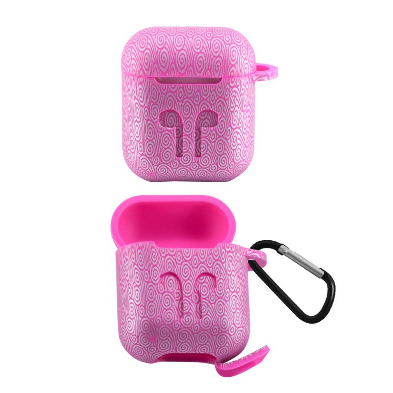 Protective Cover Sleeve Soft Silicone Case Waterproof Shockproof for Airpods Wireless Earphones in Earphone Accessories from Consumer Electronics