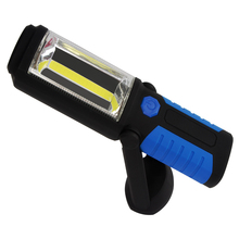 High Quality Portable LED Hook Light Outdoor Sport Magnetic Flashlight for Camping Fishing Hiking Magnet Work Lamp