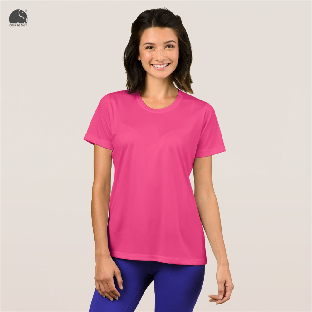Online Buy Wholesale pink plain t shirt from China pink plain t ...