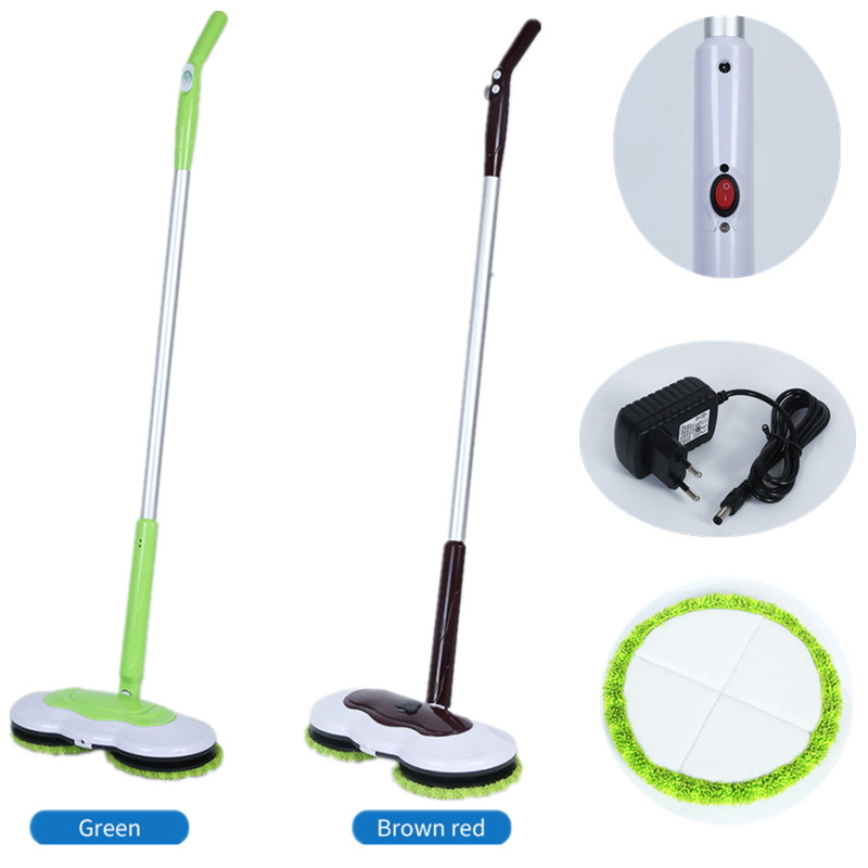 Electric wireless floor mopping machineElectric wireless floor mopping machine