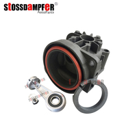 StOSSDaMPFeR Air Compressor Pump Cylinder Head Piston Ring Repair Kit For Mercedes W220 W211 W219 Audi A8 D3 A6 C5