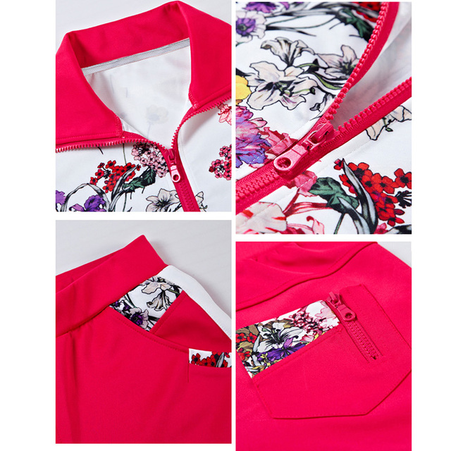 2021 Spring Zipper Cardigan Top and Trousers up and down Two-piece fashion Sweet Maiden long-sleeved Cardigan top Pants suit 6