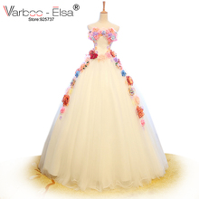 VARBOO_ELSA Bridal Gown Ball Gowns Wedding