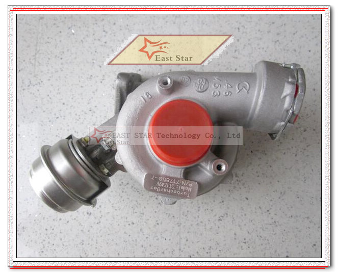 GT1749V 717858-5009S Turbocharger Turbo Core For AUDI A4 A6 Skoda Superb VW Passat B5 2000-05 1.9L TDI AFV AWX BPW