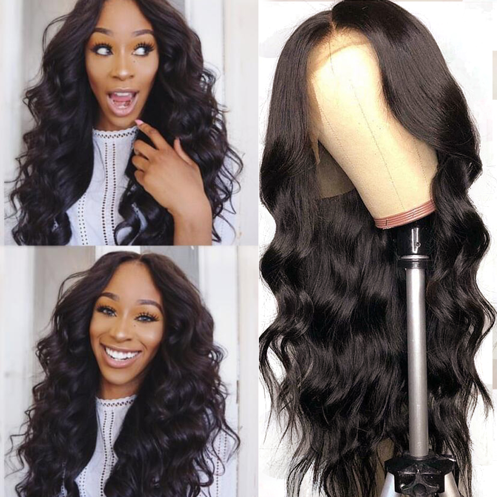 Unice Hair Wig 13x4 13x6 Lace Front Human Hair Wigs Pre Plucked Free Part Brazilian Body Wave Wig Remy Hair Lace Front Wigs