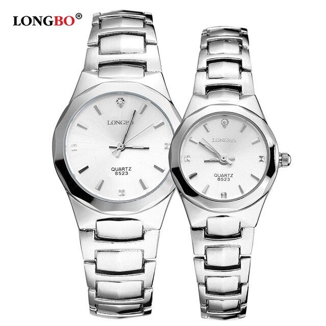 106e1290403f Longbo бренд самых популярных продуктов наручные часы для дам и Гент Бизнес  часы Японии movt аналоговые