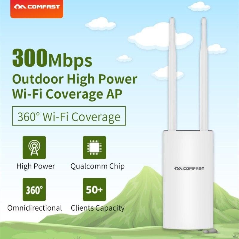 CF-EW71 500 mW haute puissance longue portée extérieure AP 300 Mbps extérieur étanche répéteur répéteur Wifi routeur antenne AP station de base