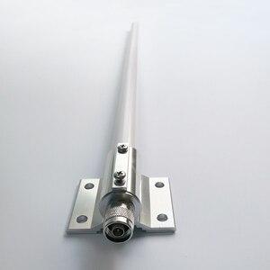 Image 1 - 2.4/5 Ghz の 5.8 Ghz の範囲デュアルバンドオムニ高利得アンテナ n 型オス屋外ワイヤレス LAN ネットワークアンテナ