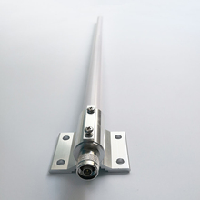 2.4GHz/5GHz 5.8GHz Range dual band omni high gain antenna N type male for outdoor Wireless LAN Network Antenna