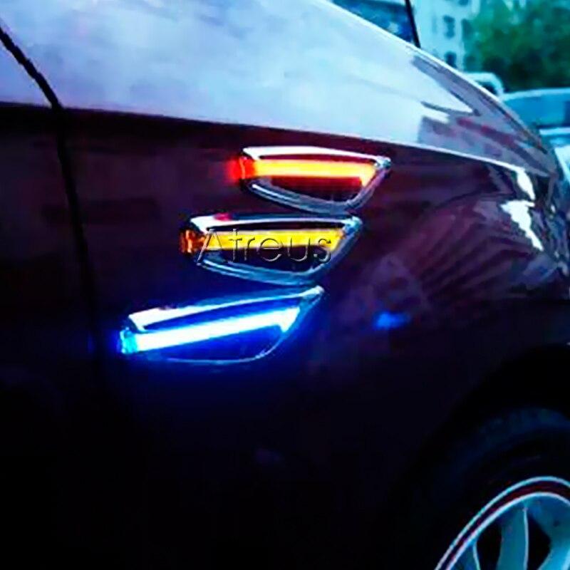 Atreus 2x Car Led Steering Lights Side Turn Signals Lamp For Bmw E46 E39 E90 E60 E36 F30 F10 Cadillac Lexus Nissan Qashqai Tiida In Signal From