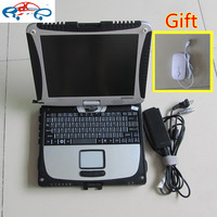 High Quality For Panasonic Toughbook CF19 CF 19 Laptop 4g without HDD software Professional diagnostic computer laptop